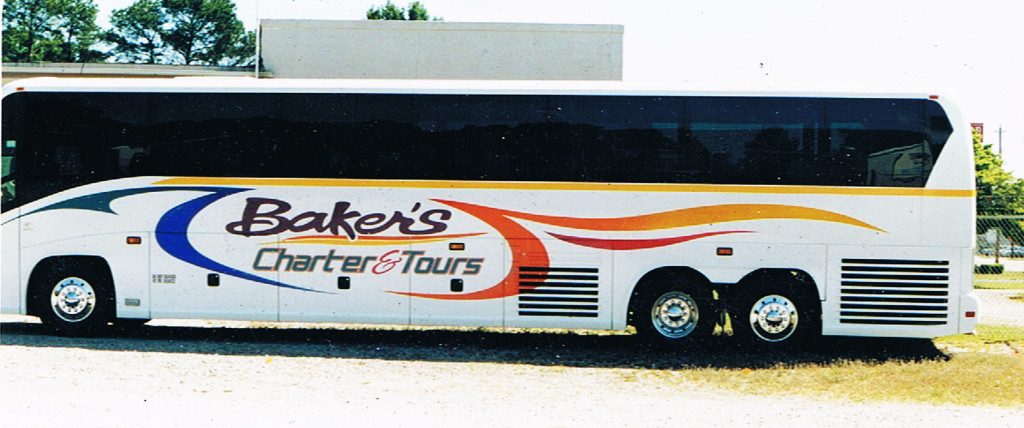 Bakers Tour Bus