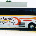 Bakers Tour Bus