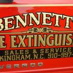 Bennett Fire 300
