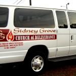 Sidney Grove Van